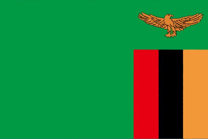 ザンビア国旗